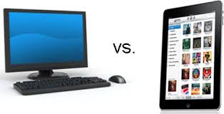 Tablets vs. PCs - are PCs losing the fight?